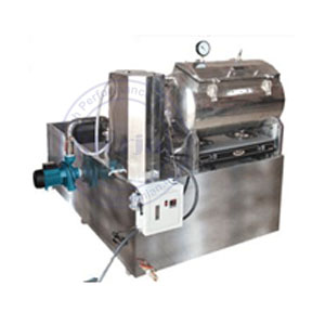 Mesin vacuum frying 10 kg