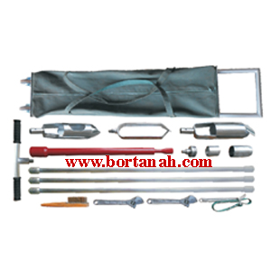 Soil sampler kit - alat sampling tanah