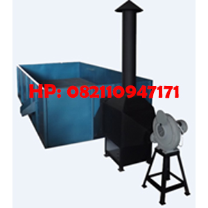 Mesin Box Dryer Padi Kap. 750 kg