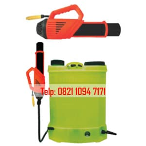 Power Sprayer Elektrik (Aki)