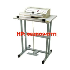 Pedal sealer (Mesin Packaging)