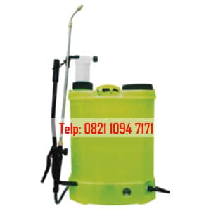 Power Sprayer Elektrik (Aki) & Manual