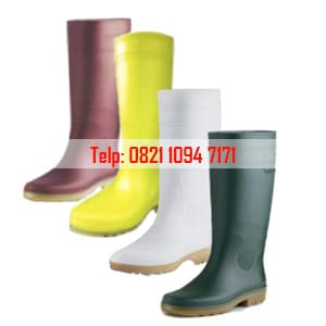Safety Boots Panjang