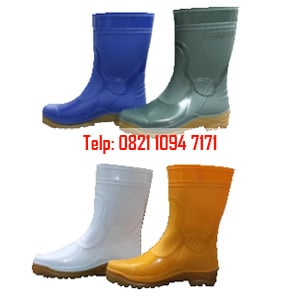 Safety Boots Pendek