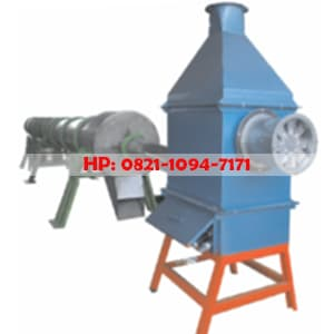 Rotary Dryer / Mesin Pengering